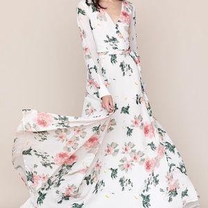 Yumi Kim Gisele Maxi Dress Sz Med